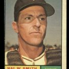 1961 Topps #242 Hal Smith Pittsburgh Pirates baseball card
