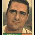 1961 Topps #233 Joe Jay Cincinnati Reds baseball card