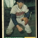 1961 Topps #177 Don Larsen Kansas City Athletics baseball card