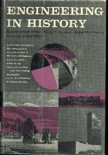 Engineering in History by Richard Shelton Kirby Hardcover  DJ