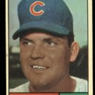 1961 Topps #107 Seth Morehead Chicago Cubs baseball card