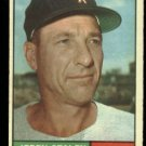 1961 Topps #90 Jerry Staley Chicago White Sox baseball card