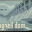 Bagnell Dam 1950's Information Booklet  Union Electric