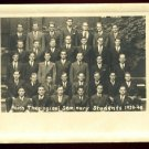 1939-40 Faith Theological Seminary class photograph