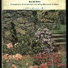 The Complete Illustrated Book of GARDEN MAGIC by Roy E. Biles HB edition