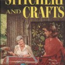 Better Homes and Gardens  STITCHERY and CRAFTS   1966 HB edition