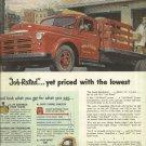 1950 Dodge Truck full page ad Model G 1 1/2 ton   Wharton Produce Company