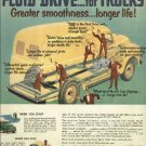 1950 Dodge truck ad   Fluid Drive ... For Trucks