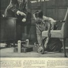 1950 Listerine antiseptic ad   Nail it to the floor
