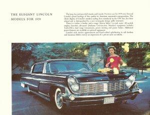 1959 1960 1961 Ford Literature 10 Volumes