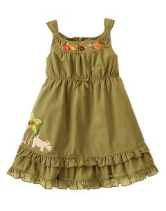 NWT gymboree 6-12 ISLAND GETAWAY hippo DRESS