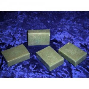 GREEN TEA MYSTIC ZEN TREASURE ORGANIC AROMATHERAPY SOAP