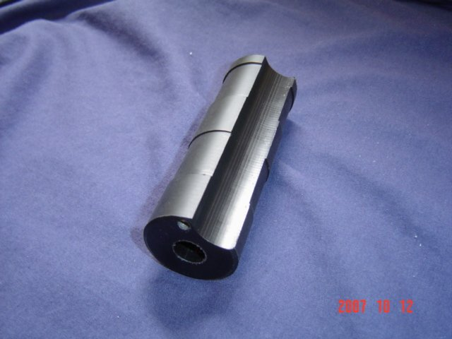 Derin pump handle for cocker or autococker conversion