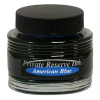 American Blue Private Reserve Bottled Ink