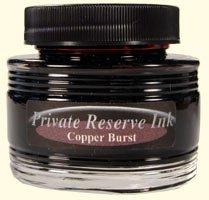 Copper Burst Private Reserve Bottled Ink