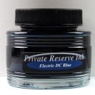 Electric DC Blue Private Reserve Bottled Ink