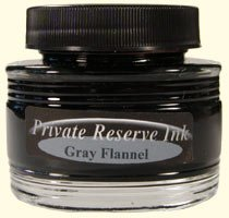 Gray Flannel Private Reserve Bottled Ink