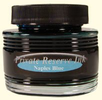 Naples Blue Private Reserve Bottled Ink