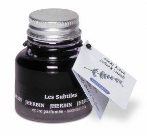 J Herbin Blue Lavender Scented Ink