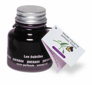 J Herbin Violet Scented Ink