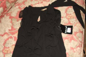 Fashion Web Black Dress Shirt