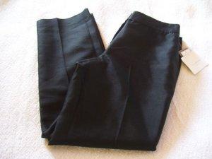 Womens Pants Liz Claiborne Audra Black Silk 2