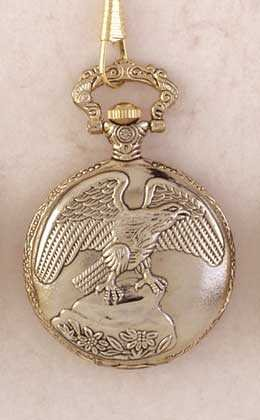 Classic Eagle Pocket Watch