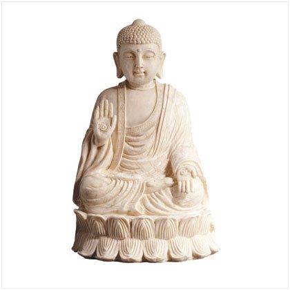 Serene Buddha Statue