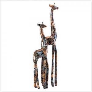 Proud Giraffes