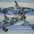 PEACE ORCAS