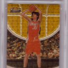 2005 2006 Adam Morrison Finest Gold Superfractor BGS 9.5   1/1