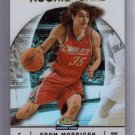 2006 2007 Adam Morrison Finest Gold Refractor 5/50 Rookie RC #100