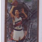 1996 1997 Steve Nash Finest #75 RC Rookie