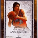 2006 2007 Adam Morrison Artifacts, not numbered  but hard to find