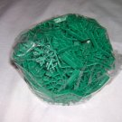KNEX 100 piece Lot of Green Connectors
