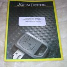 John Deere 741 Loader Operator's  Manual, (Serial No. 14000 - )