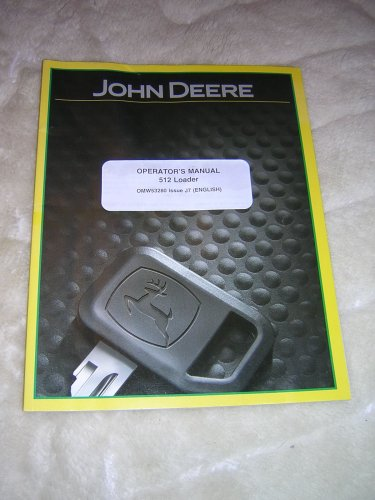 John Deere 512 Loader Operator�s  Manual, OMW53280 Issue J7 (ENGLISH)