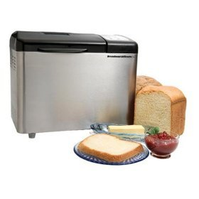 Breadman TR2500BC  Stainless Steel Convection Ultimate Bread Machine