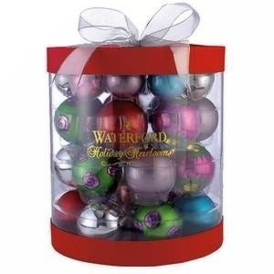 Waterford Holiday Heirlooms  Charisma Ornament Set