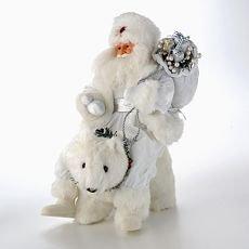 Santa & Polar Bear