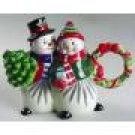 Waterford Holiday Heirlooms Wonderland Teapot