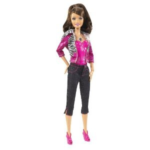 Barbie Video Girl Barbie Doll - Brunette