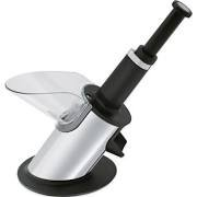Rösle 16281 Cherry Pitter w/ Pit Collecting Receptacle & Single Push Plunger