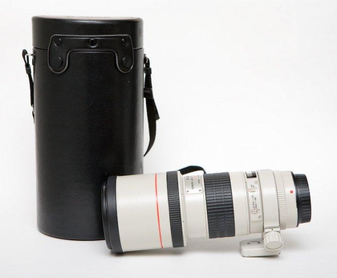 Canon EF 300mm f/4L NON-IS