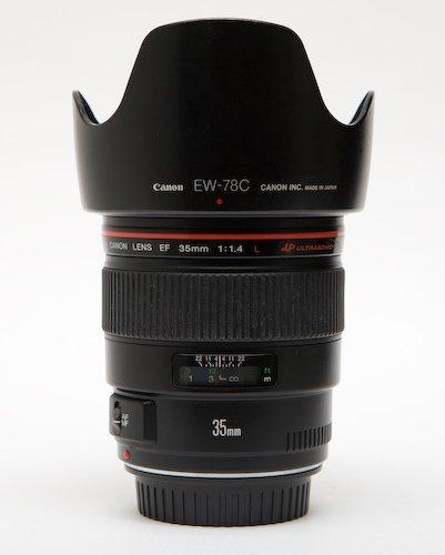 Canon 35mm f/1.4L
