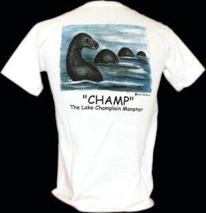 Lake Champlain Monster T-Shirt