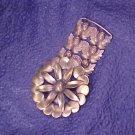 Vintage Kirschenbaum NY Ornate Clip Clasp Buckle