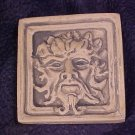 Gargoyle Garden or Wall Tiles ~ Set of 3