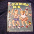 1953 Outdoor Fun Tip Top Elf Children's Book