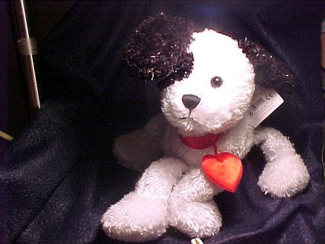 Gund MOOCH Love ME Plush Soft Puppy NEW Free Shipping